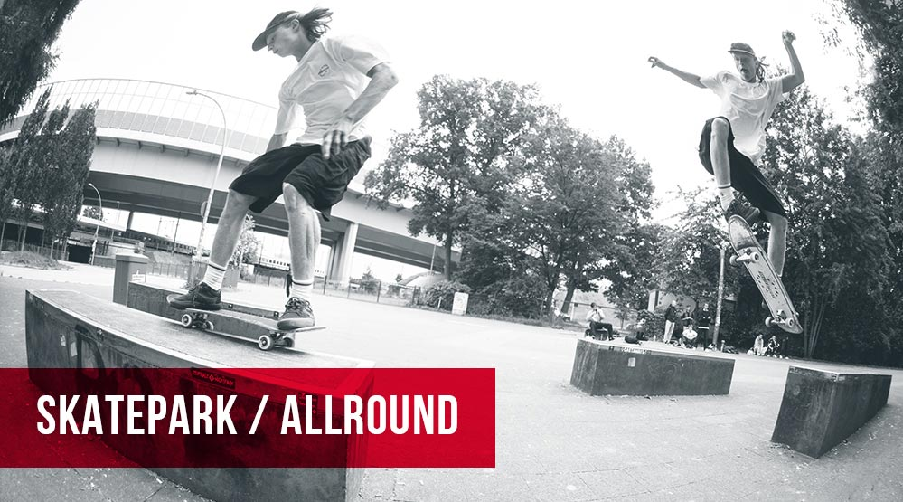 Skateboards for beginners | Skatepark & Allround
