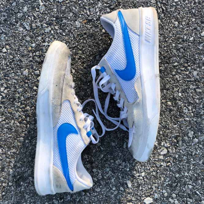 Nike SB Adversary Wear Test