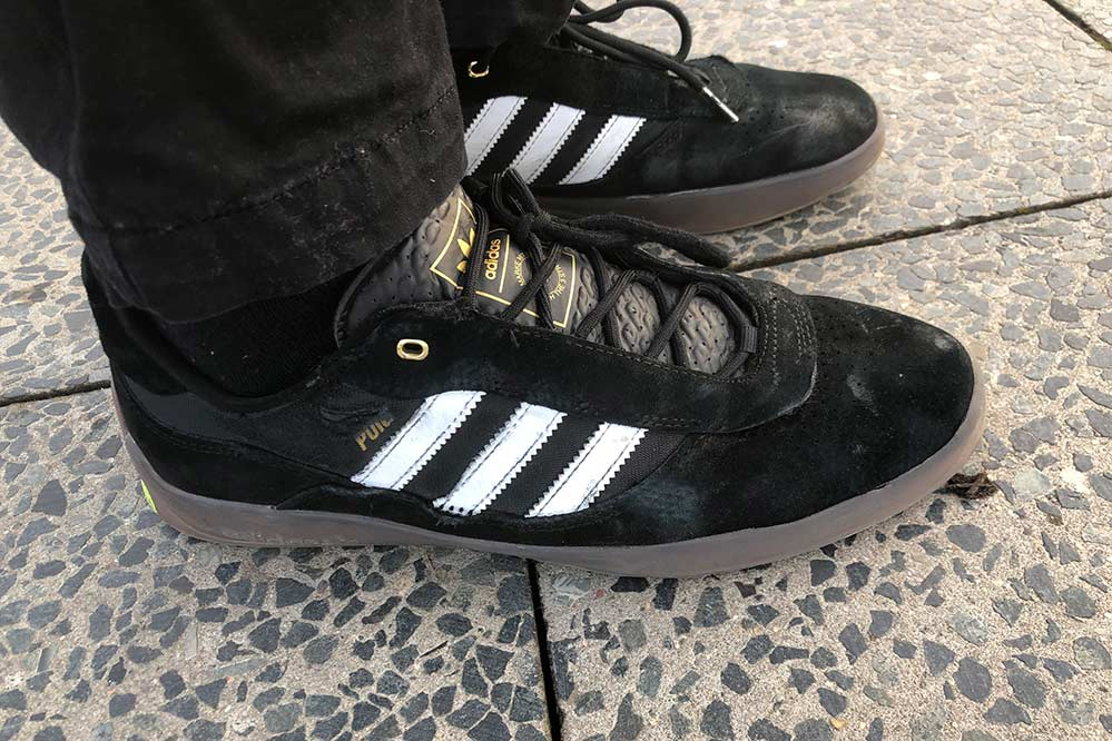 adidas Skateboarding PUIG | Wear Test