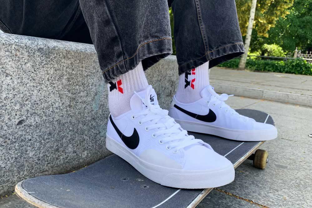 Nike SB BLZR Court wear test | review | skatedeluxe Blog