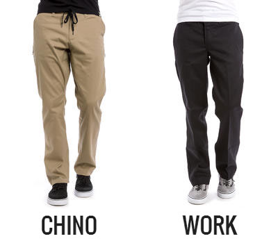 Chino of Work pants