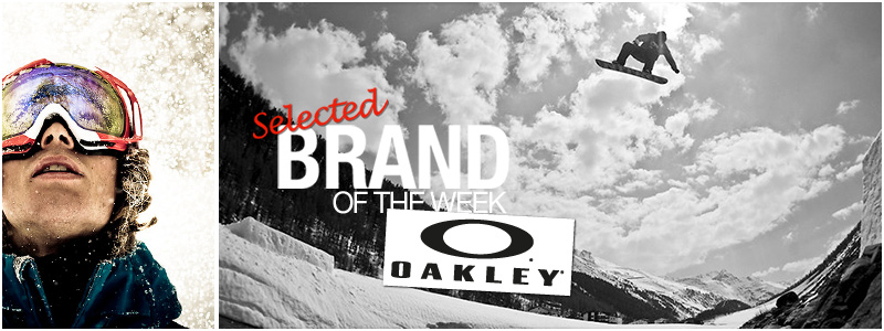 Selected Brand: Oakley