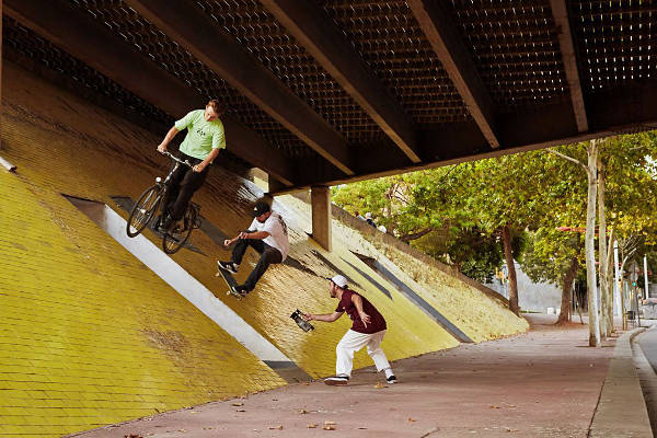 Butter Goods Skate Team | Mike Arnold & Morgan Campbell | Ollie