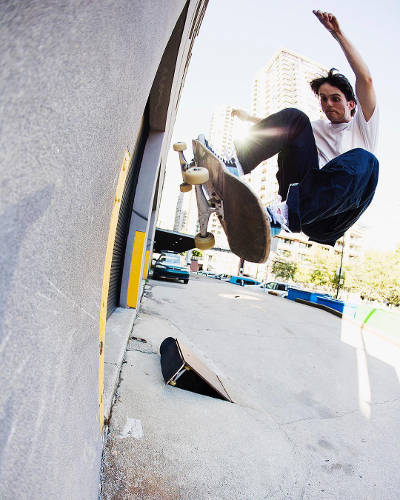 Hotel Blue Dylan Fulford Wallride