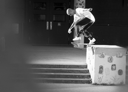 Supra Skate Team | Backside Tailslide