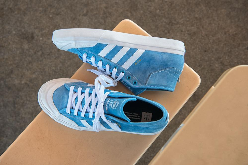 adidas Matchcourt Mid Marc Johnson