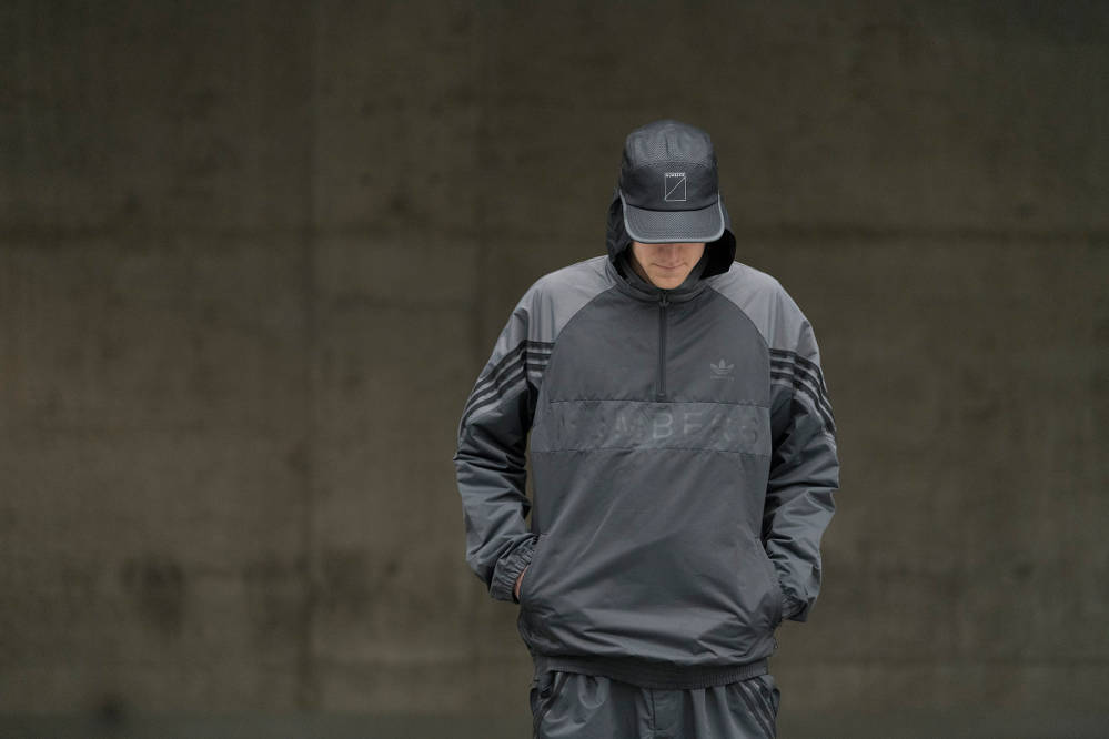 adidas X Numbers Cap, Jacket, Pants