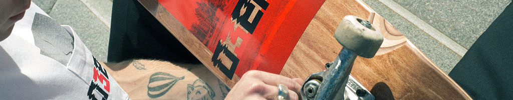 Carhartt WIP O3EPO collection Banner