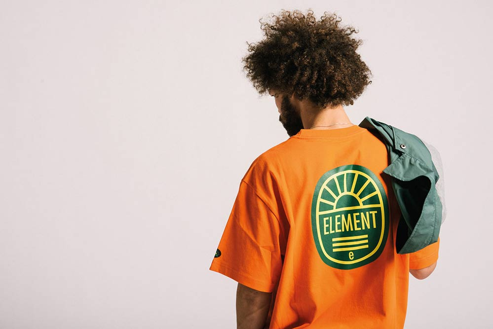 Element Skateboards YAWYE Kiwi T-shirt