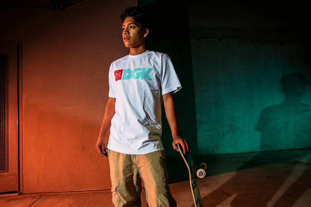 éS x DGK Streetwear Collection T-Shirt