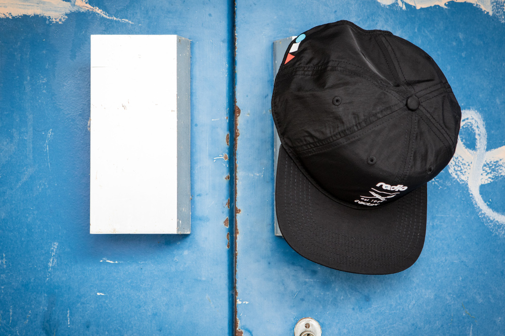 Iriedaily x Radio Skateboards collection | Cap