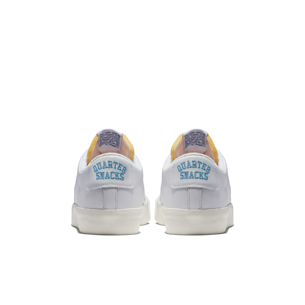 Nike SB x Quartersnacks Blazer Low XT Quickstrike Navy White
