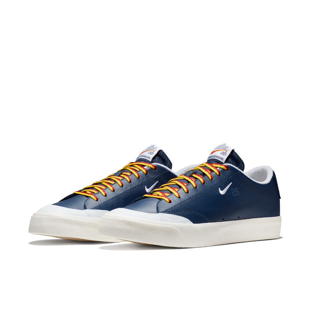 Nike SB x Quartersnacks Blazer Low XT Quickstrike University Blue