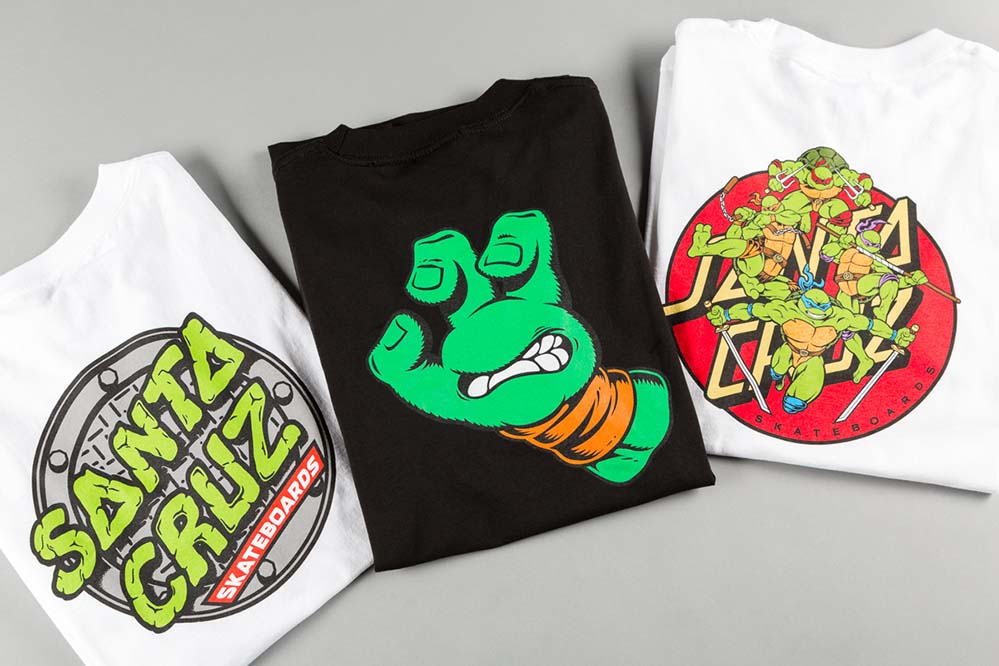 d21633b5 Shop the Santa Cruz x Turtles collab online | skatedeluxe Skateshop