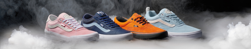 Vans x Spitfire collection