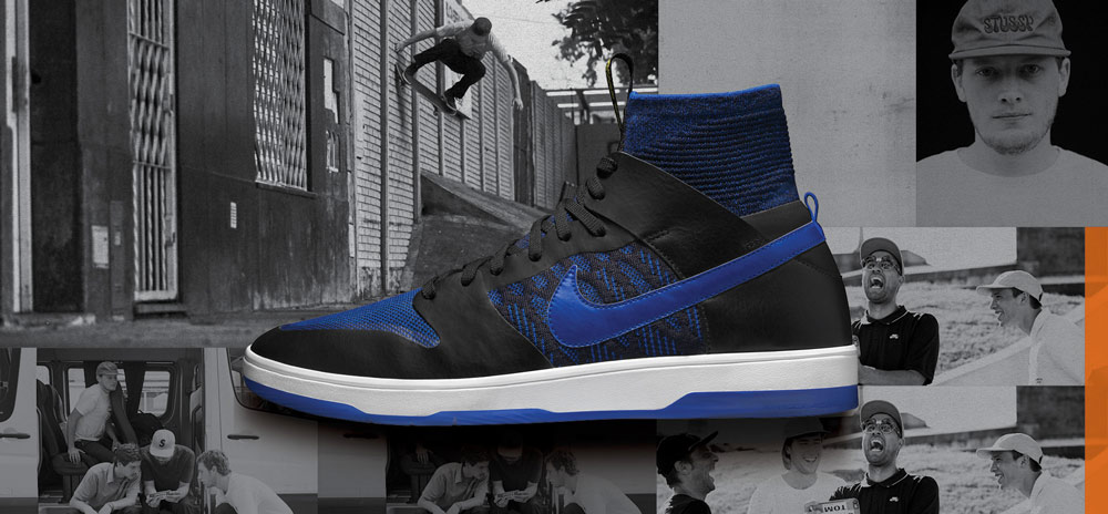 Nike SB Dunk High Elite Kevin Terpening QS Chaussure