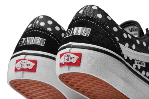 Koop online Vans x Baker kleding & schoenen | skatedeluxe