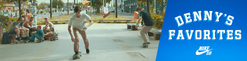 nike-sb dennys favorites campaign