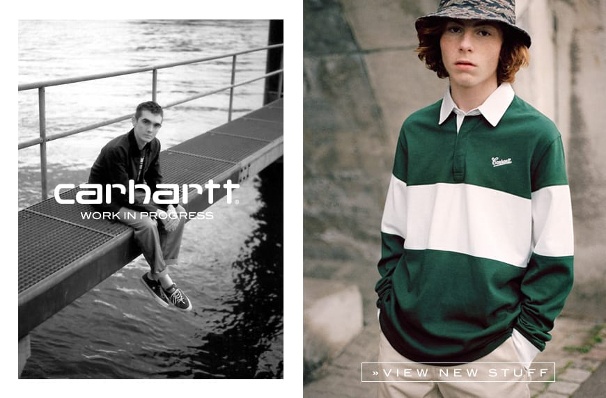 Carhartt WIP Online shop at skatedeluxe