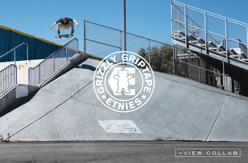 etnies x Grizzly Collab | skatedeluxe