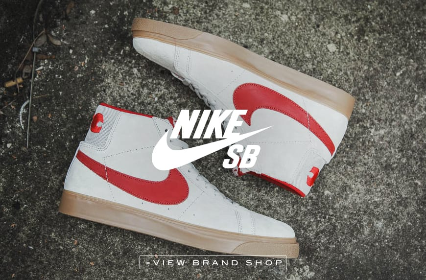 Nike SB Online shop at skatedeluxe