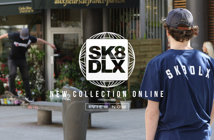 SK8DLX Online shop at skatedeluxe