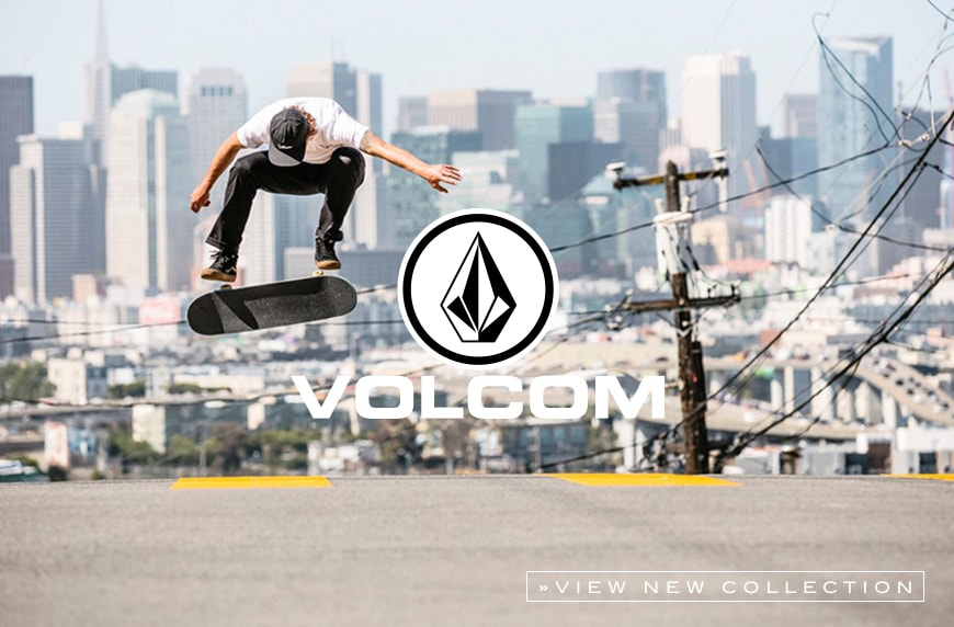 Volcom Brand Products in the skatedeluxe Online Shop