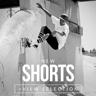 Shorts at the skatedeluxe Onlineshop