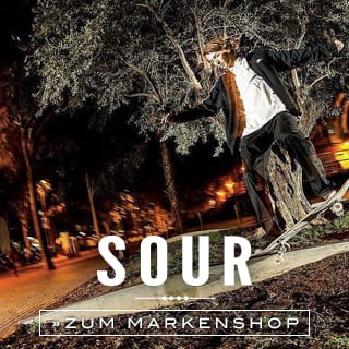 Sour Skateboards Onlineshop bei skatedeluxe