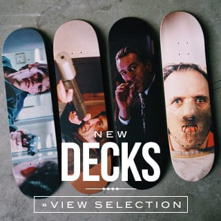 Skateboard Decks at skatedeluxe Onlineshop - More than 30 Brands