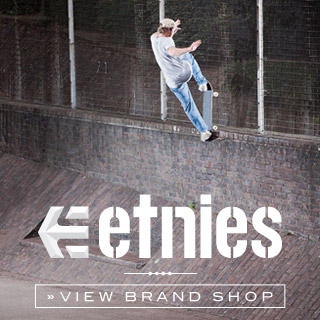 Etnies Online shop at skatedeluxe