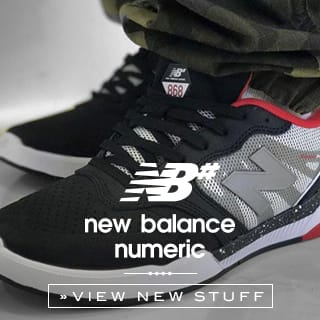 New Balance Numeric Online shop at skatedeluxe