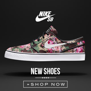 Nike SB SHOES - skatedeluxe