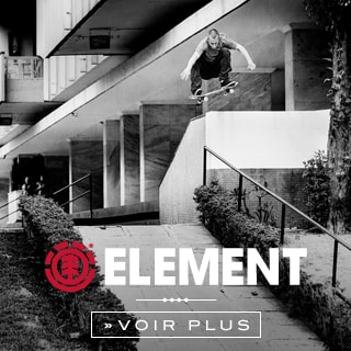 Element Skateboards shop en ligne - skatedeluxe