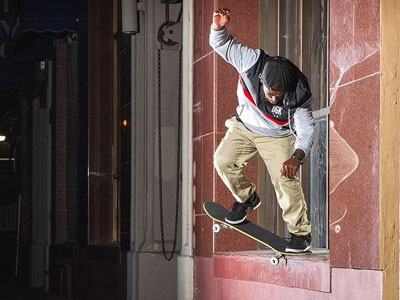 DGK Skateboards - Marquise Henry Crooks