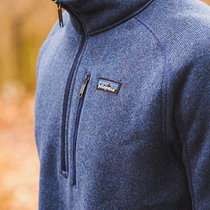 Patagonia Better Sweater Details