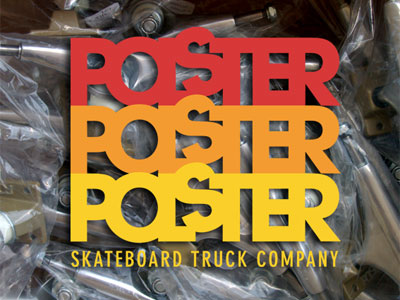 Polster Skateboard Trucks