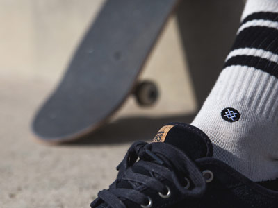 Stance Socken Close-up