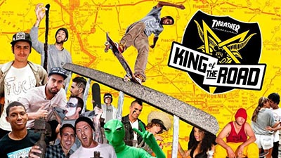 A highlight every year: Thrasher's King of the Road contest