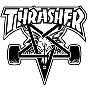 Often ripped off: the Thrasher Skate Goat