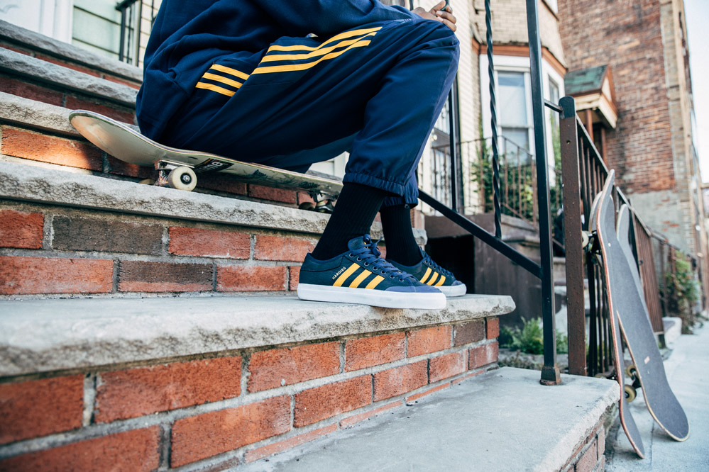adidas Skateboarding x Hardies Tyshawn Jones
