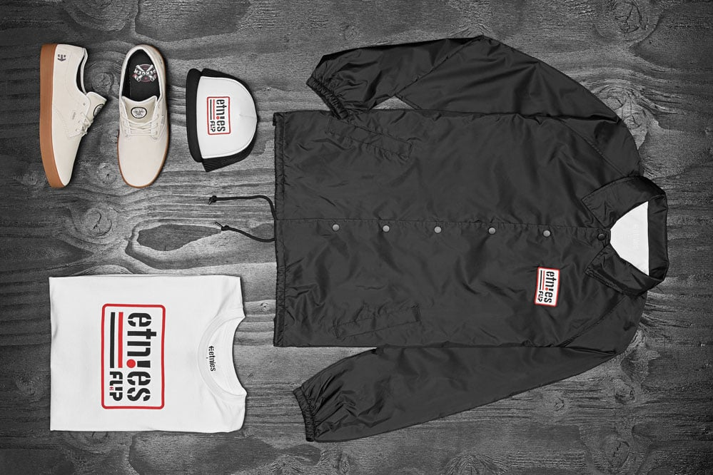 etnies x Flip Matt Berger collection
