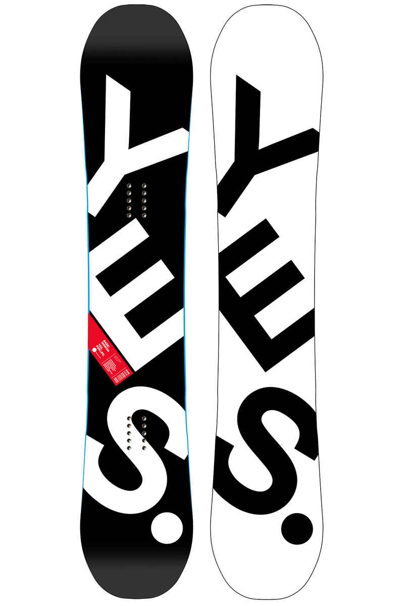 Yes The Basic Freestyle Snowboard